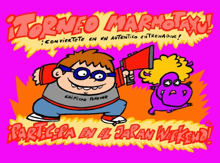 MARMOTAXU ESTA DENTRO DE TI DEMUESTRA QUE ERES EL ELEGIDO!!
